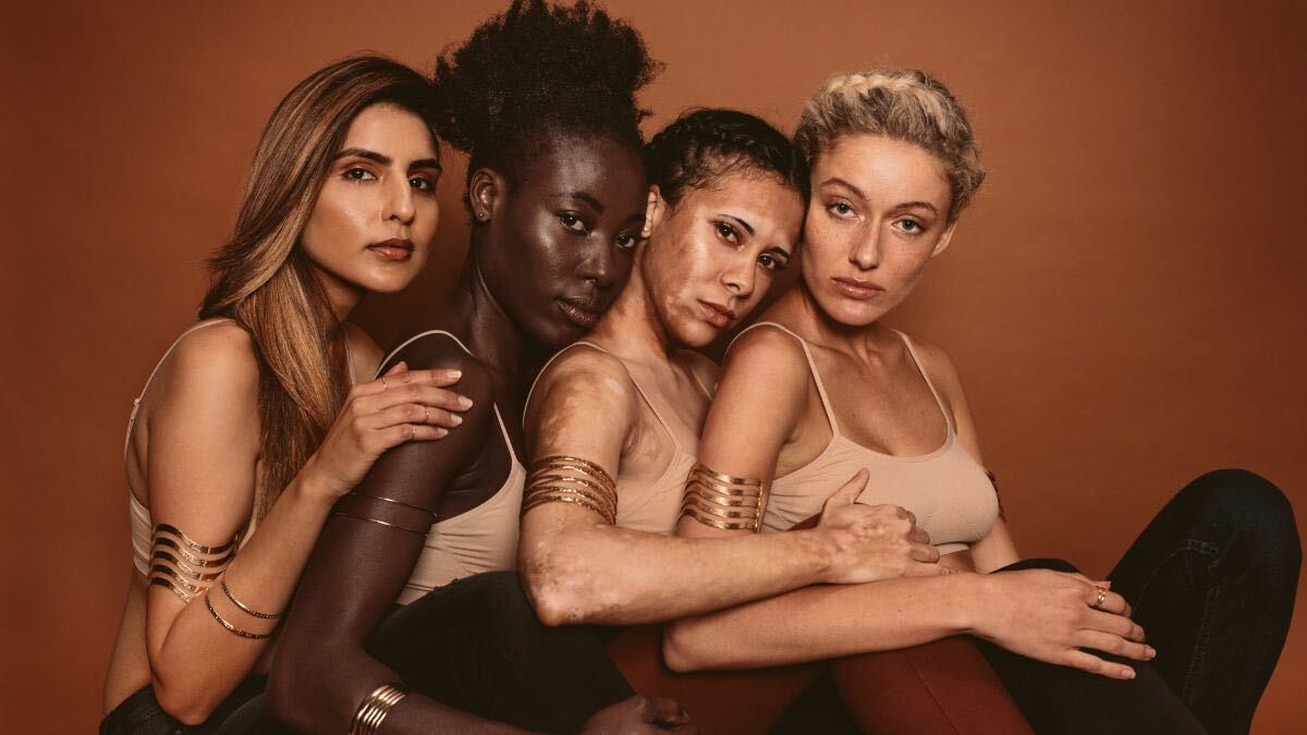 Ethnically diverse cosmetic industry